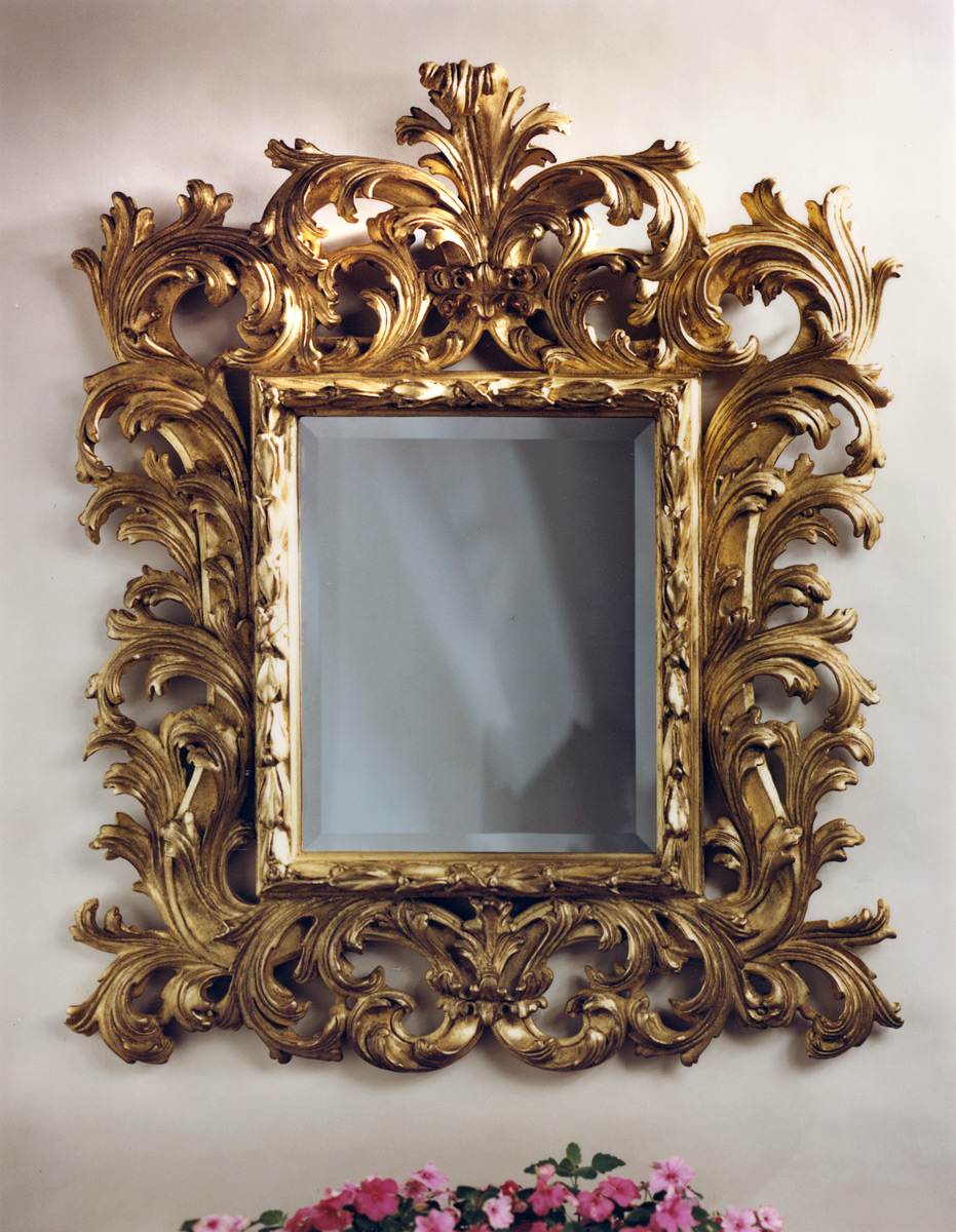 Baroque Mirror Carvers Guild