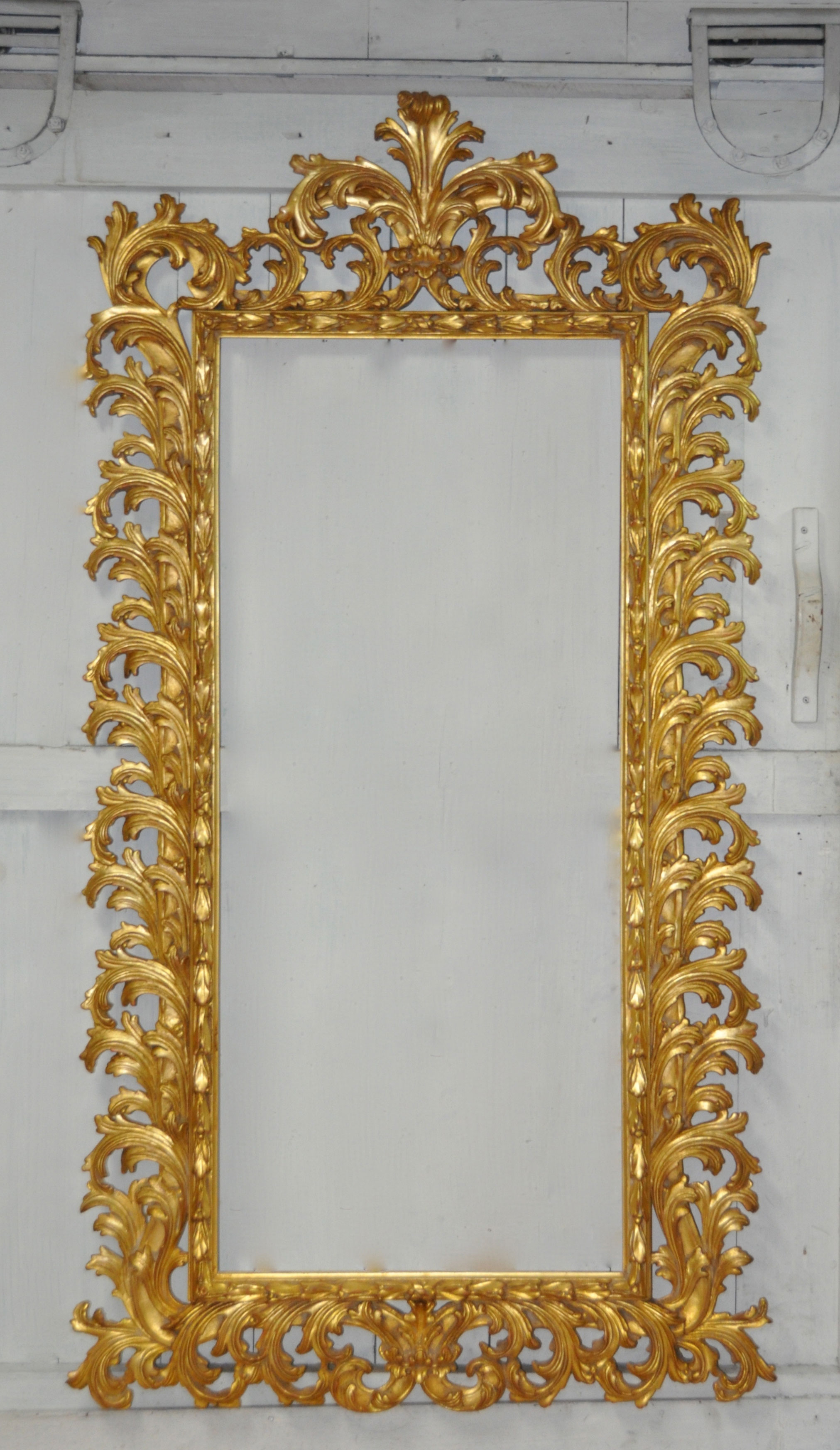 Well known Grand Baroque II Mirror | Carvers' Guild IB76
