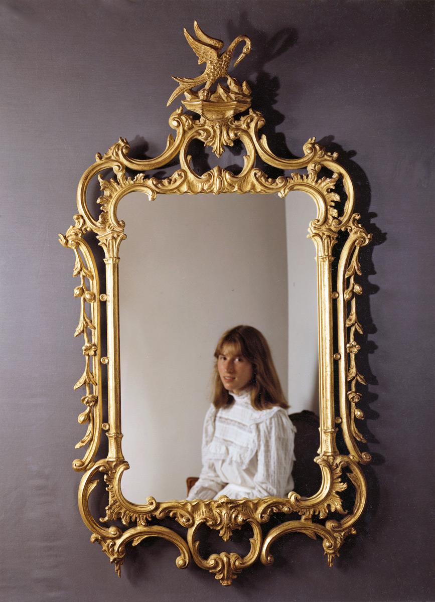 Phoenix Chippendale Mirror Carvers Guild